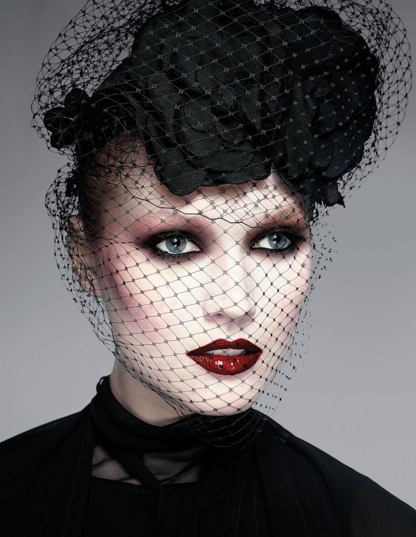 Photo by Francois Nars, styled by Patti Wilson; W Magazine November 2013