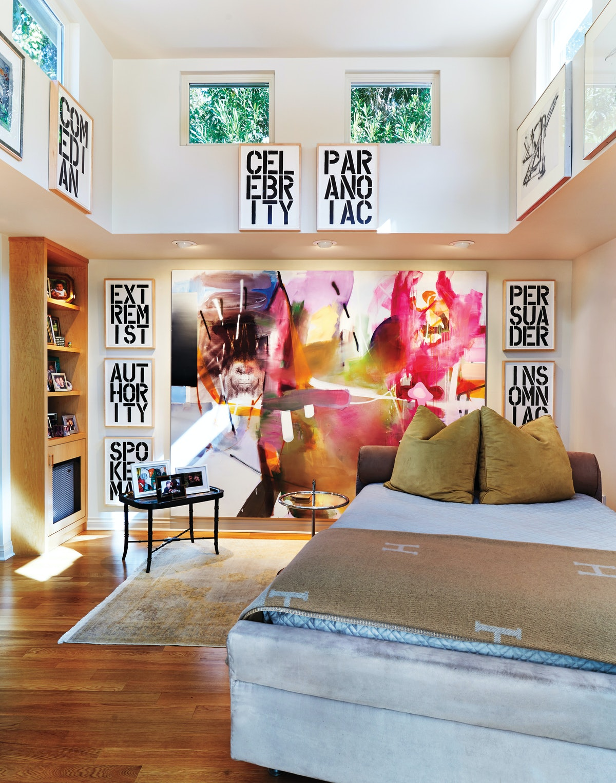 Anne Anka, West Hollywood Home