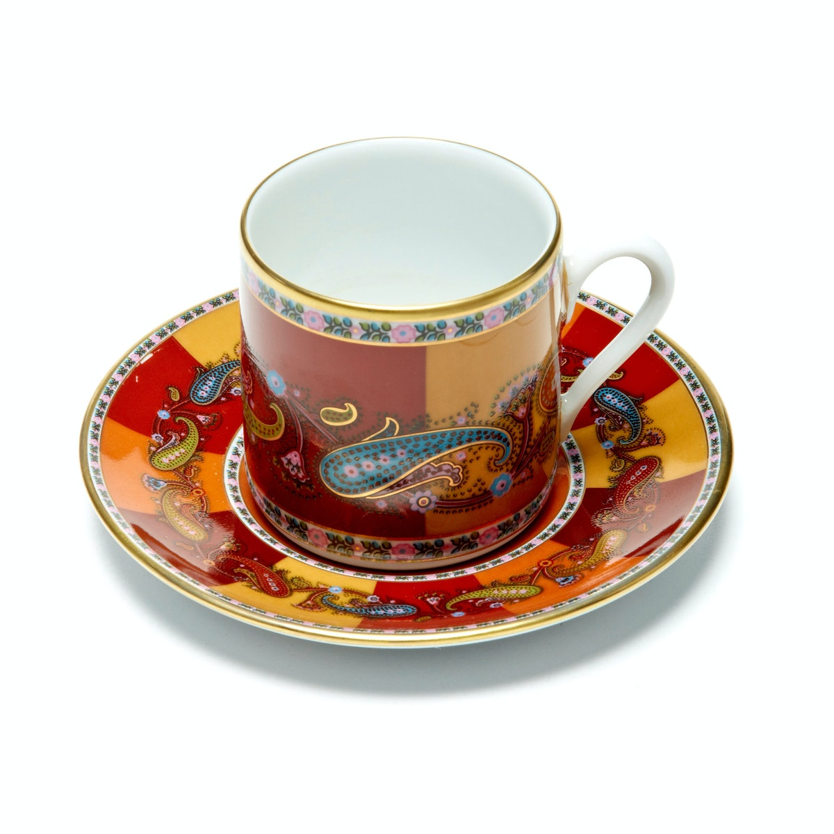 Etro teacup and saucer
