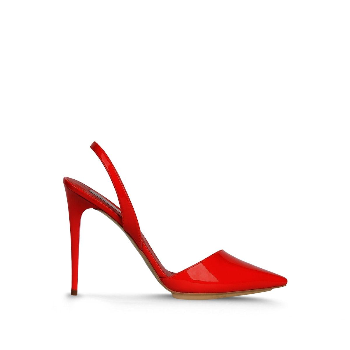 Stella McCartney heels, $695, stellamccartney.com
