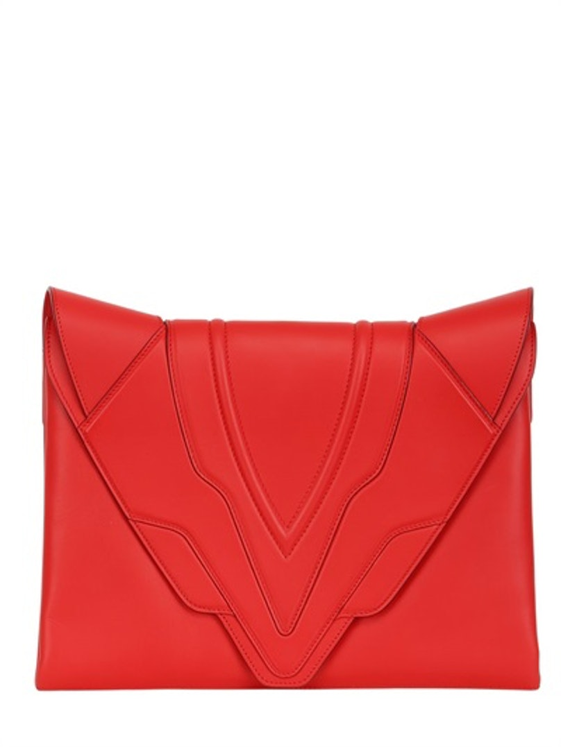 Elena Ghisellini clutch, $795, luisaviaroma.com