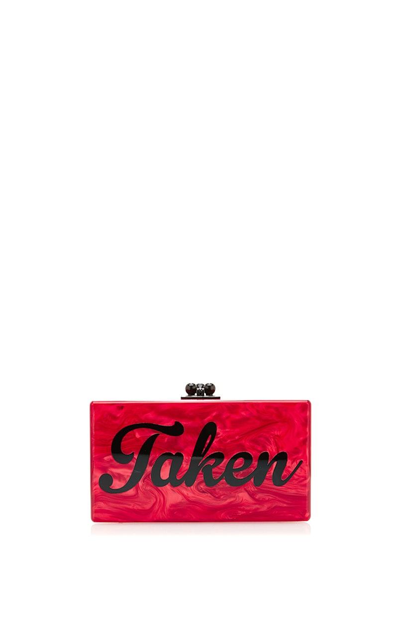 Edie Parker clutch, $1,295, modaoperandi.com