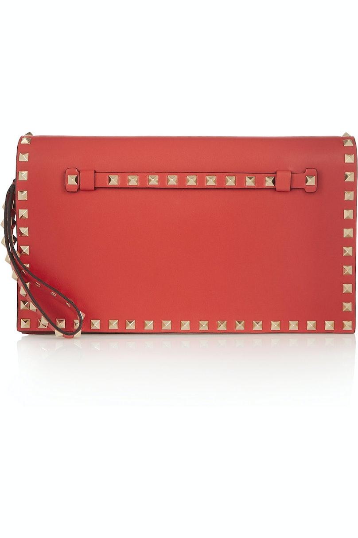 Valentino clutch, $1,695, NET-A-PORTER.COM