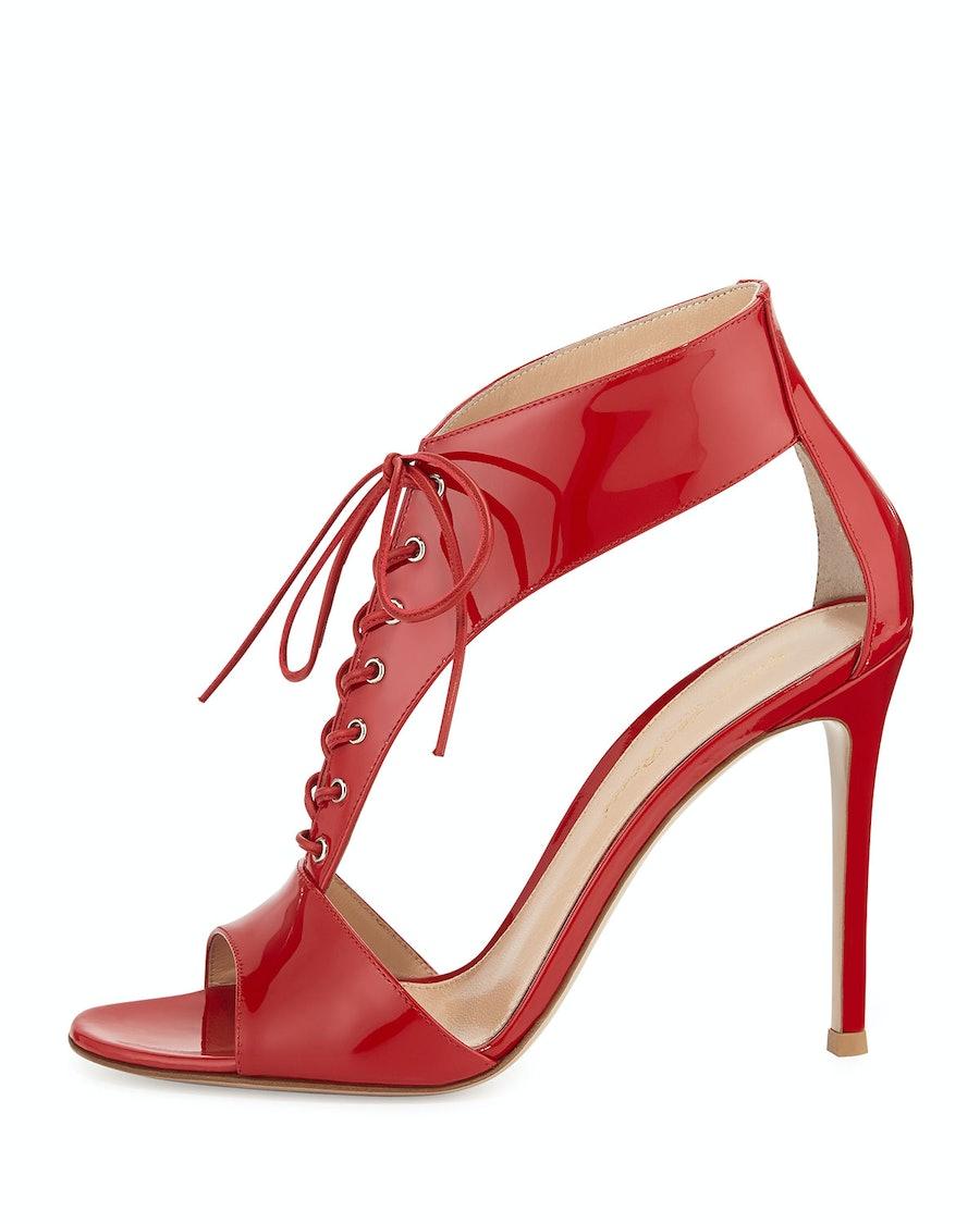 Gianvito Rossi sandals, $865, neimanmarcus.com