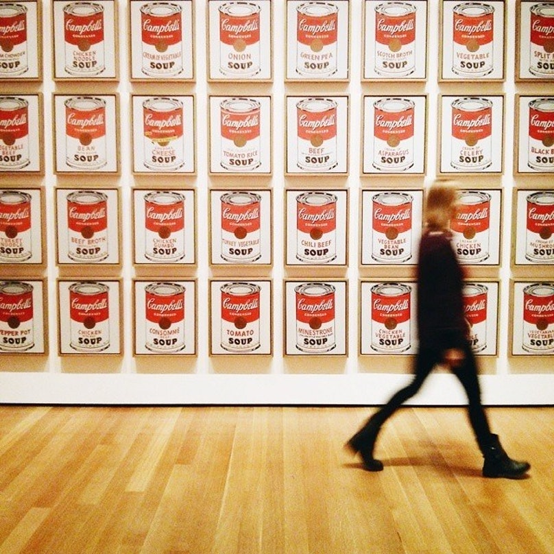 MoMA The Museum of Modern Art by katekuh