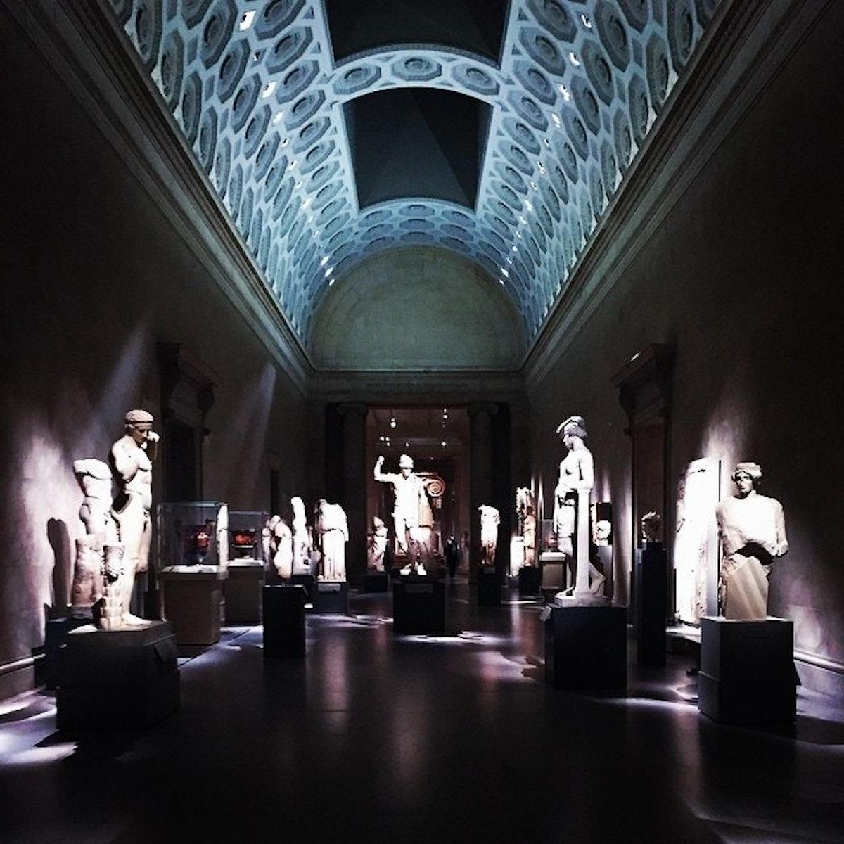 The Metropolitan Museum of Art, New York by lucefiasco