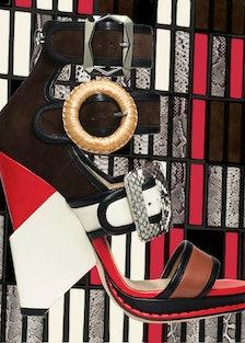 Jimmy Choo Kaya sandal