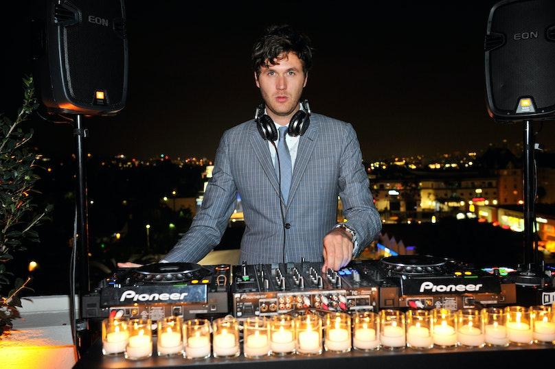 DJ Isaac Ferry