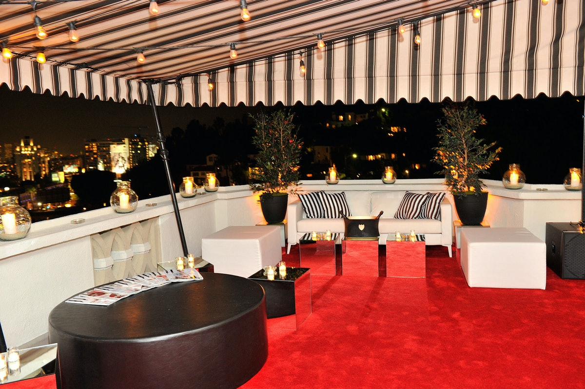 Inside the Chateau Marmont