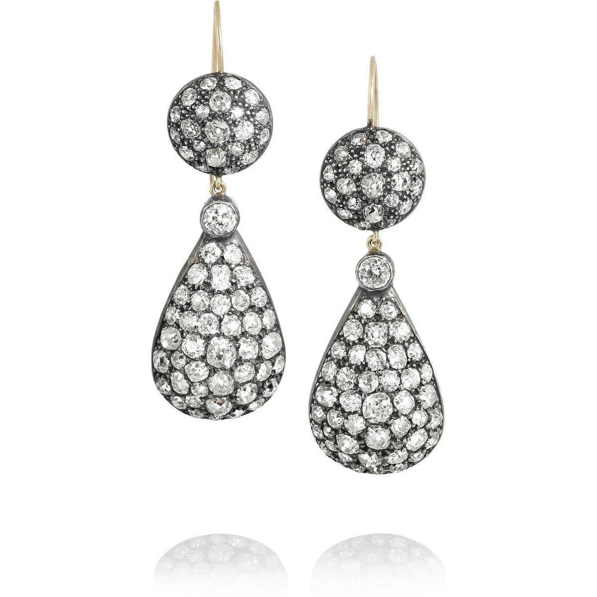 Olivia Collings earrings