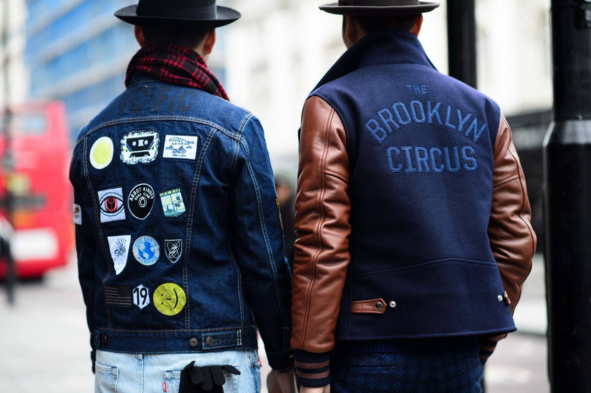 London Men's Fashion Week Fall 2015 Street Style Day 1