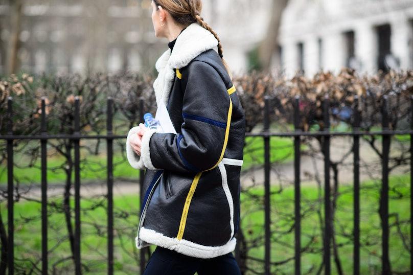 London Men's Fashion Week Fall 2015 Street Style Day 2
