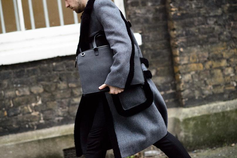 London Men's Fashion Week Fall 2015 Street Style Day 3