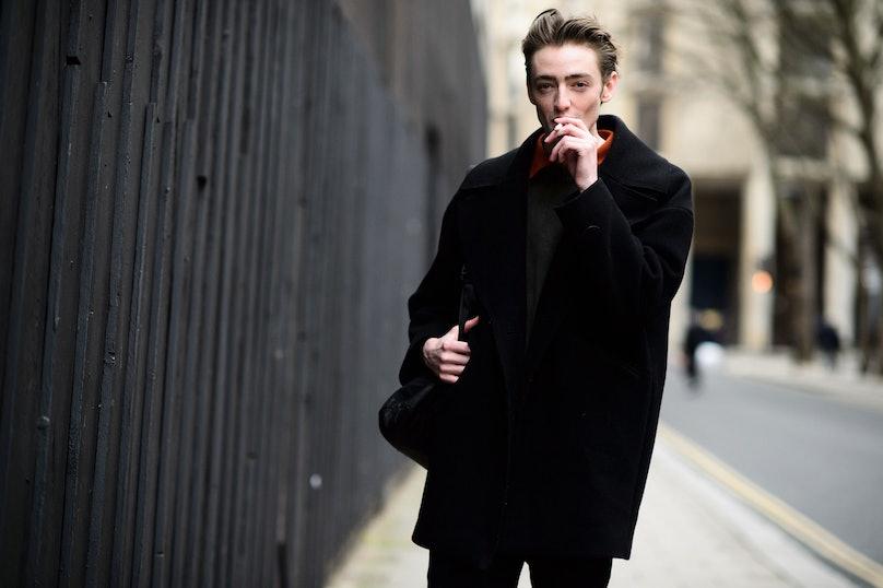 London Men's Fashion Week Fall 2015 Street Style Day 4