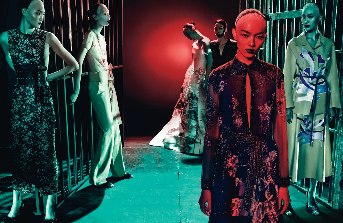 Steven Klein, Best of Spring 2015 Collections