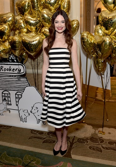 Mallory Jansen attends the BAFTA Los Angeles Tea Party, hosted by Mulberry