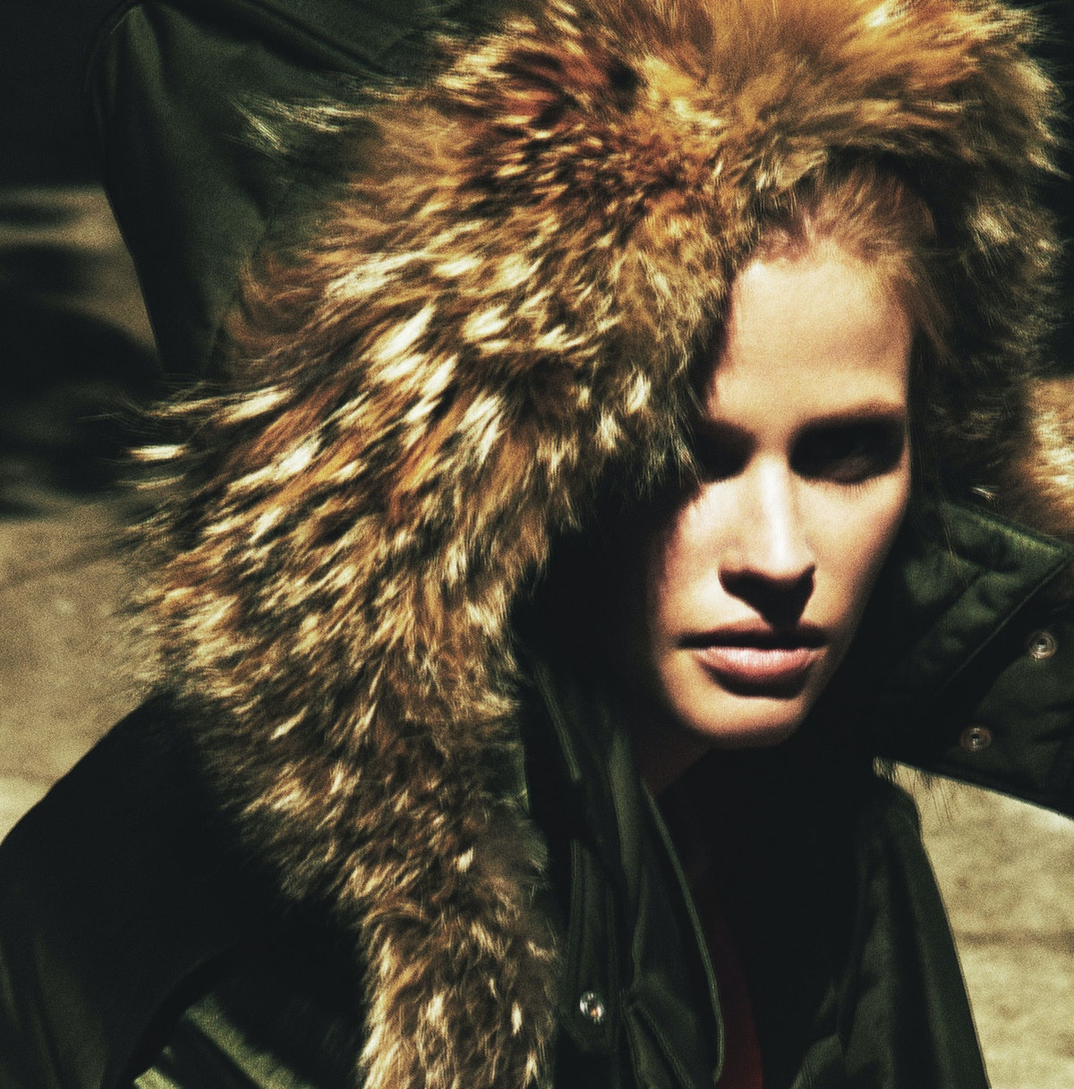 When in doubt, break out the parka