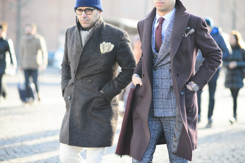 Pitti Uomo Fall 2015 Street Style Day 1