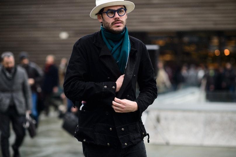 Pitti Uomo Fall 2015 Street Style Day 2