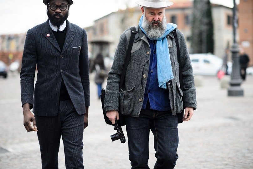 Pitti Uomo Fall 2015 Street Style Day 4