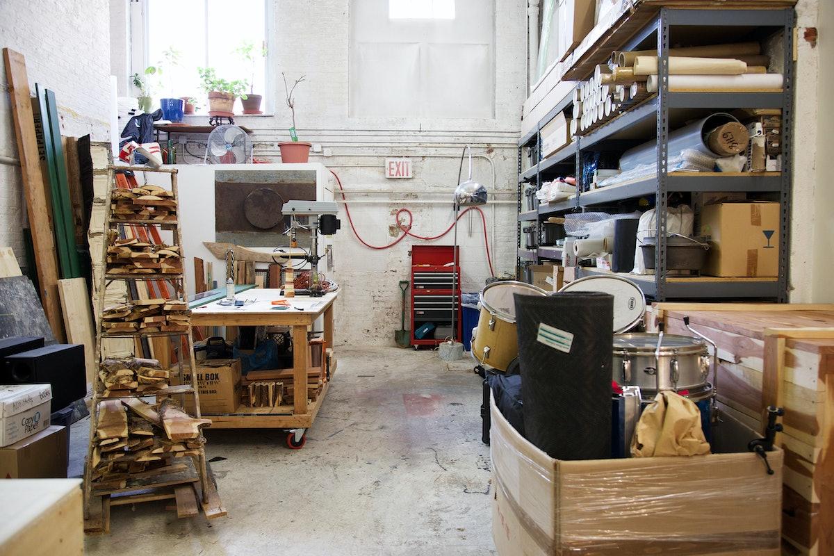 Virginia Overton Studio