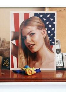 Louise with Still Life, 2014 by Roe Ethridge