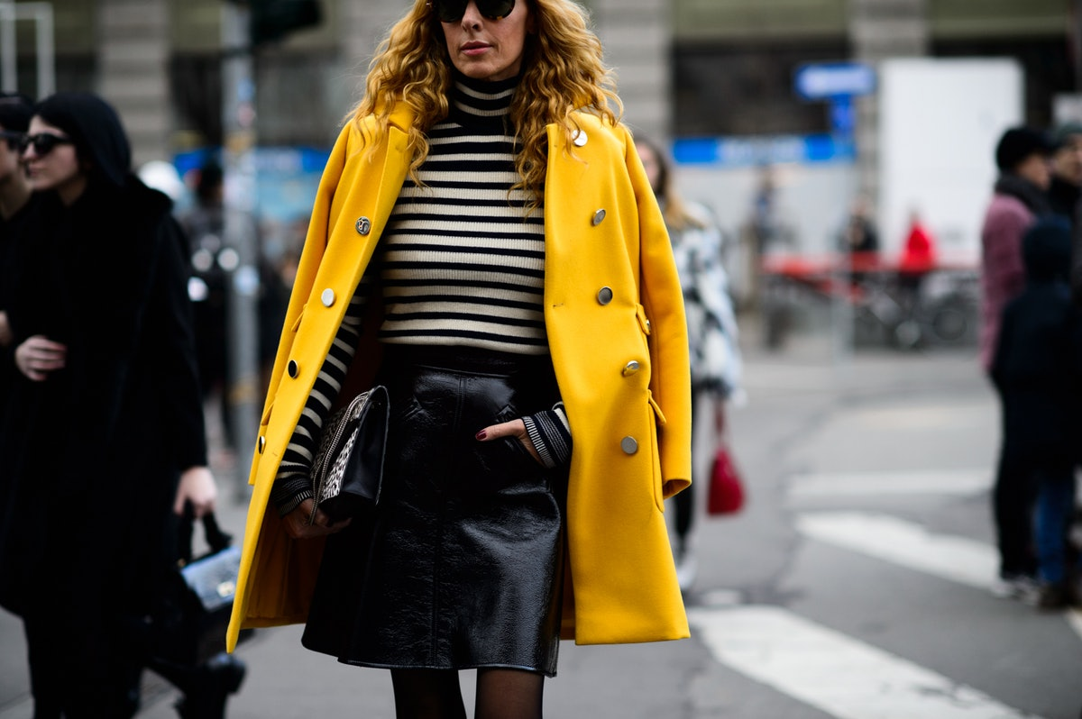 Milan Men's Fashion Week Fall 2015 Street Style Day 1