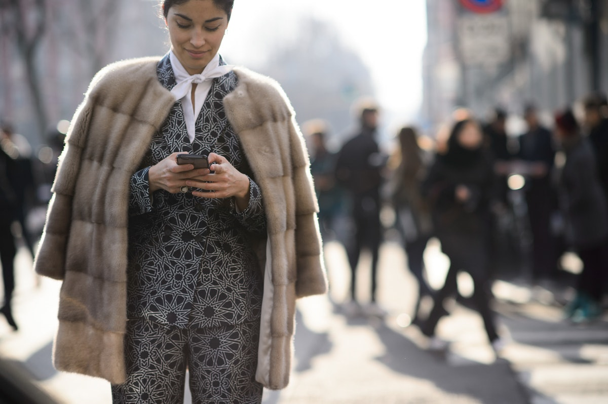 Milan Men's Fashion Week Fall 2015 Street Style Day 2
