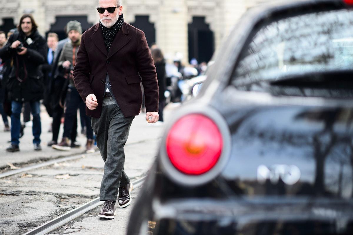 Milan Men's Fashion Week Fall 2015 Street Style Day 3