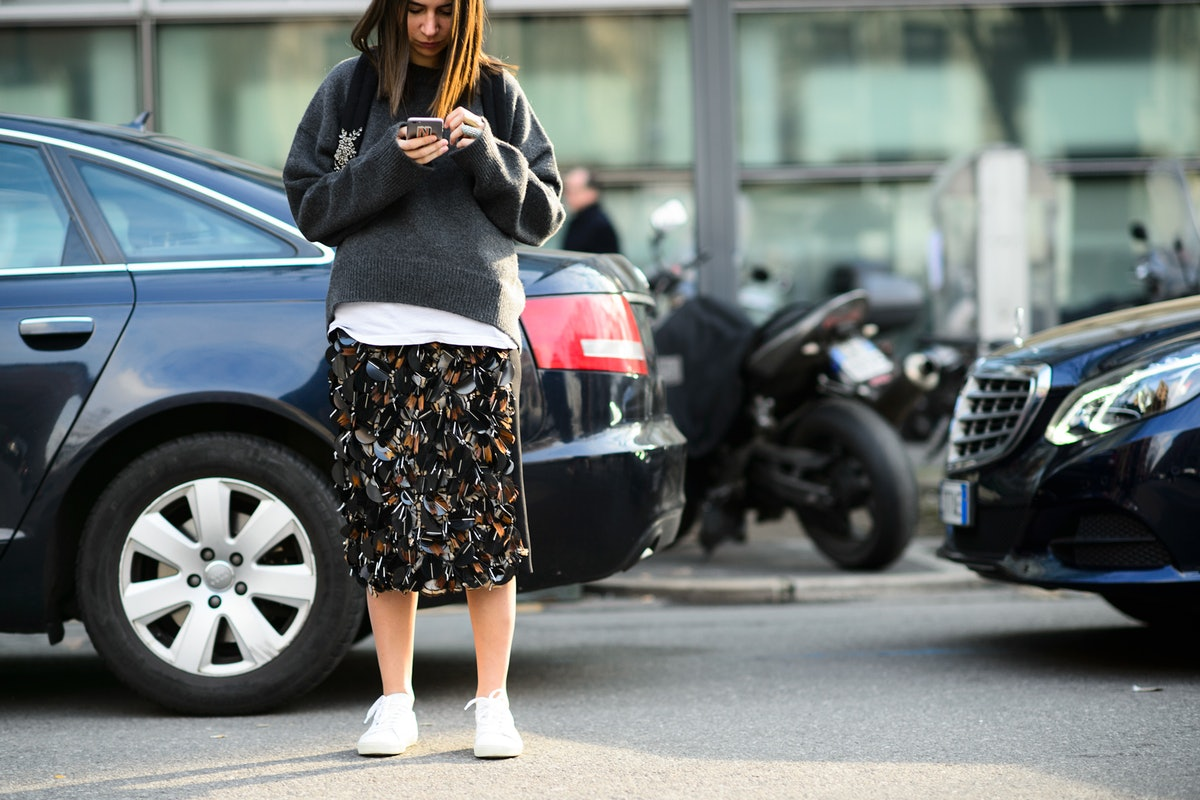 Milan Men's Fashion Week Fall 2015 Street Style Day 4
