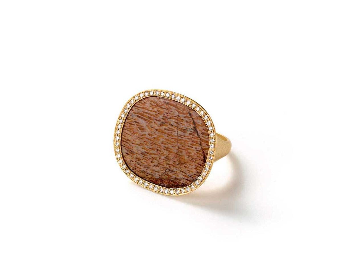 Monique Péan ring