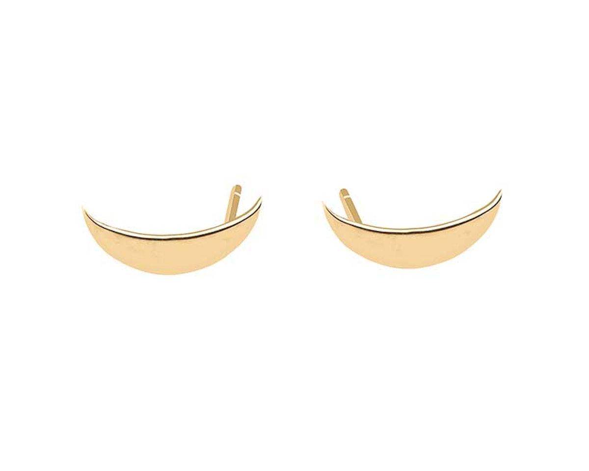 Jennie Kwon 14k gold earrings
