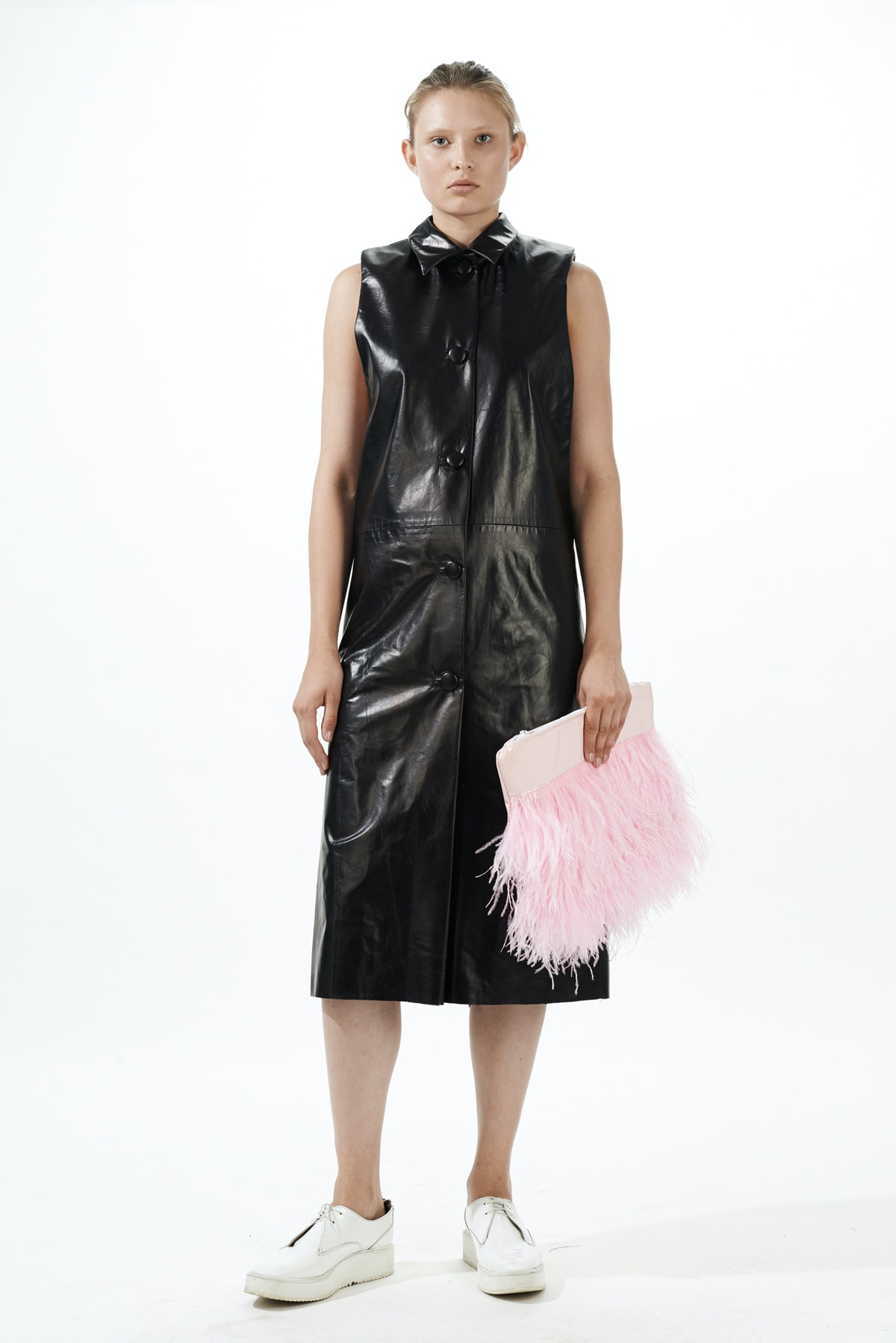 A look from Omelya's Pre-Fall 2015 collection