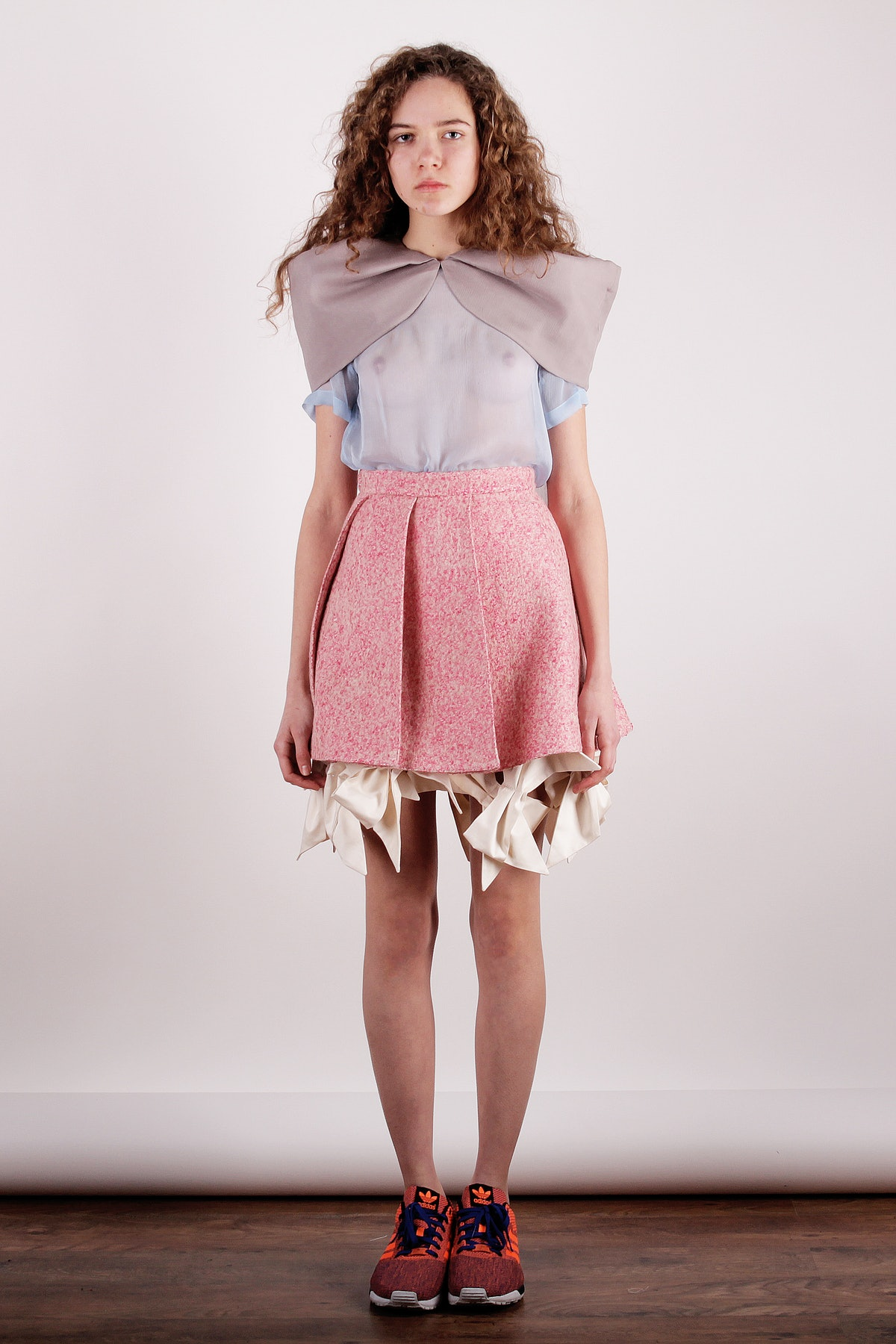 A look from Anna K's Spring 2015 collection