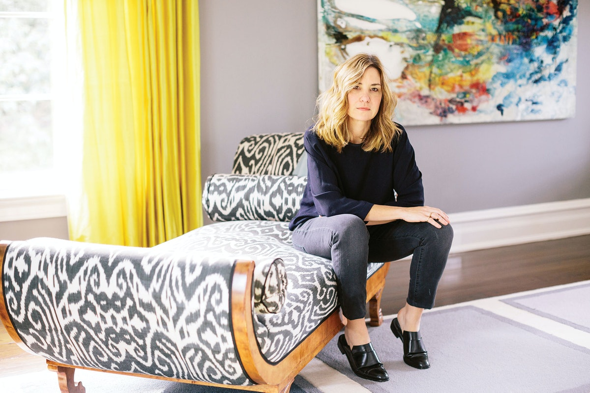 Portrait of Amy Smilovic