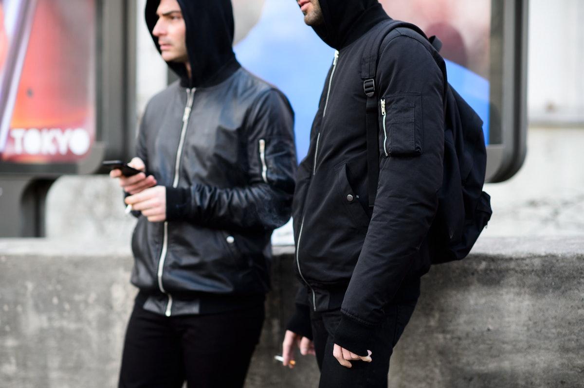 Paris Men's Fashion Week Fall 2015 Street Style Day 2