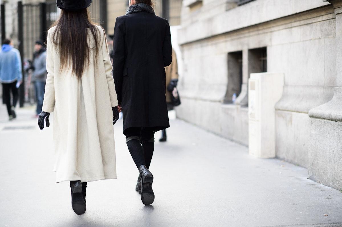 Paris Men's Fashion Week Fall 2015 Street Style Day 3
