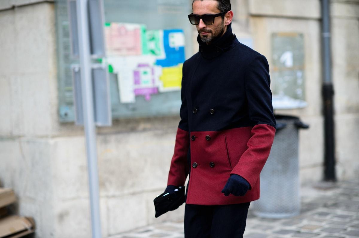 Paris Men's Fashion Week Fall 2015 Street Style Day 5