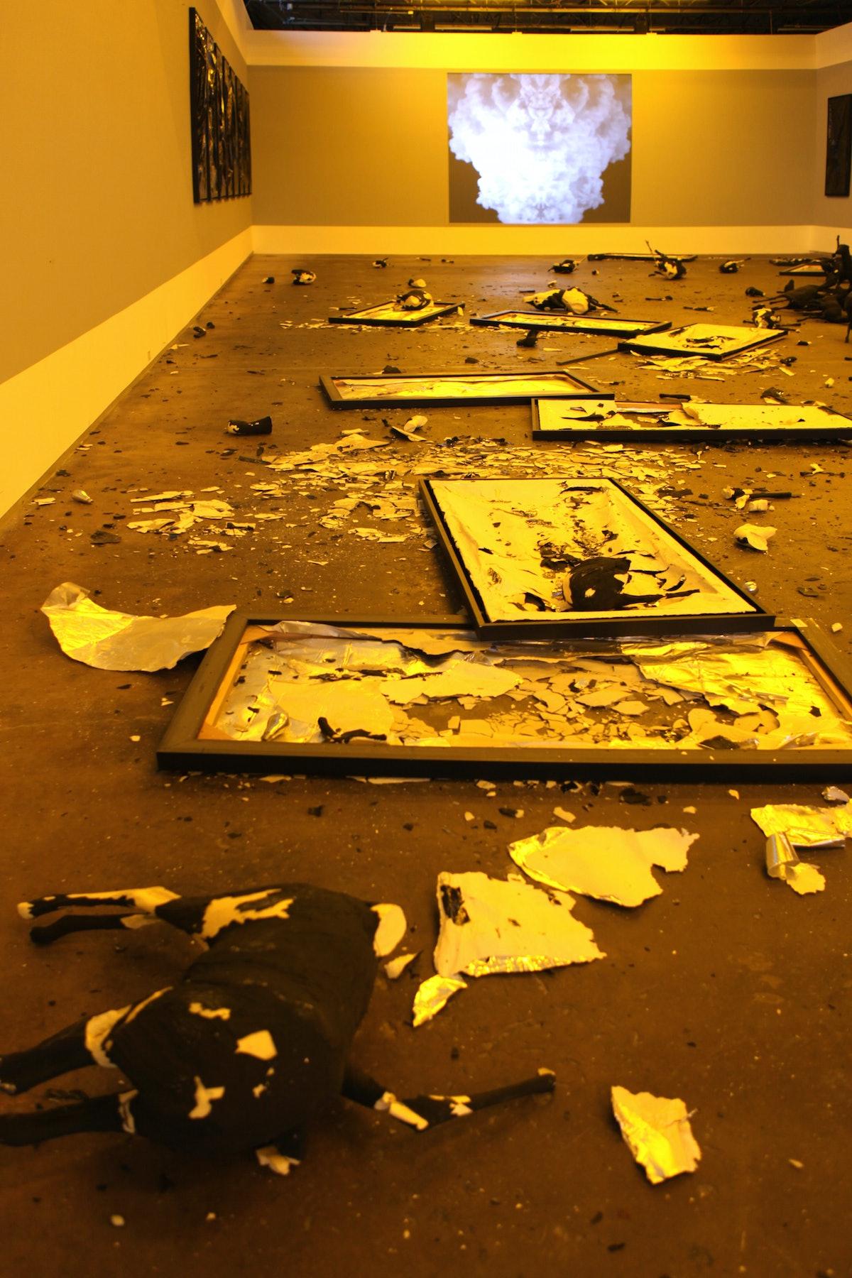 Loris Gréaud at the Dallas Contemporary