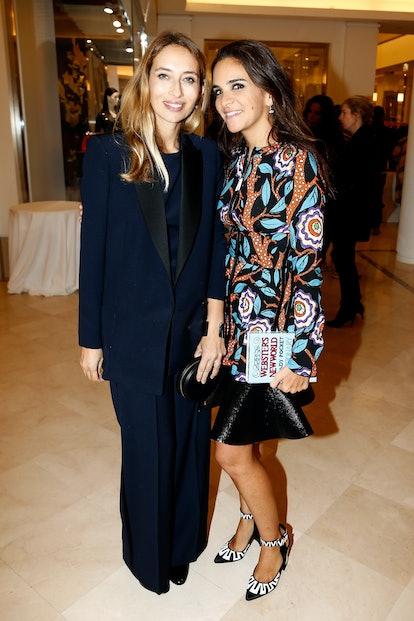 Alexandra Golovanoff and Laure Heriard Dubreuil