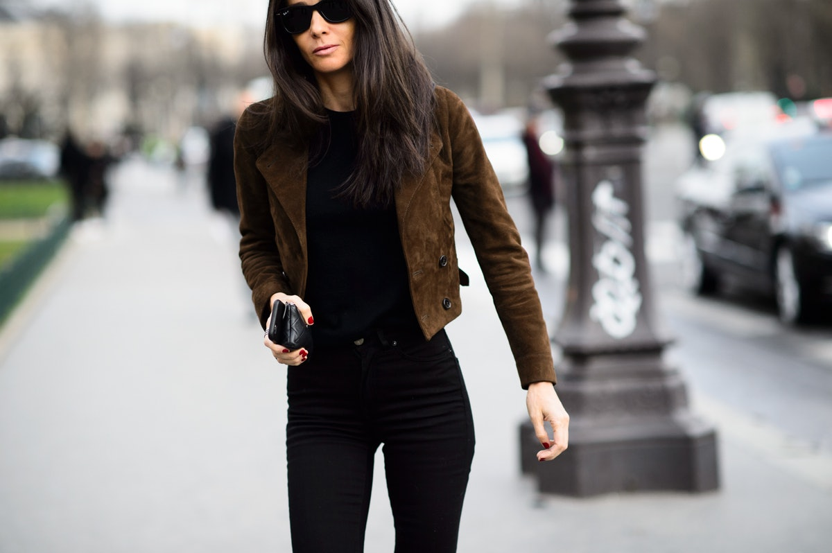 Paris Haute Couture Spring 2015 Street Style Day 2