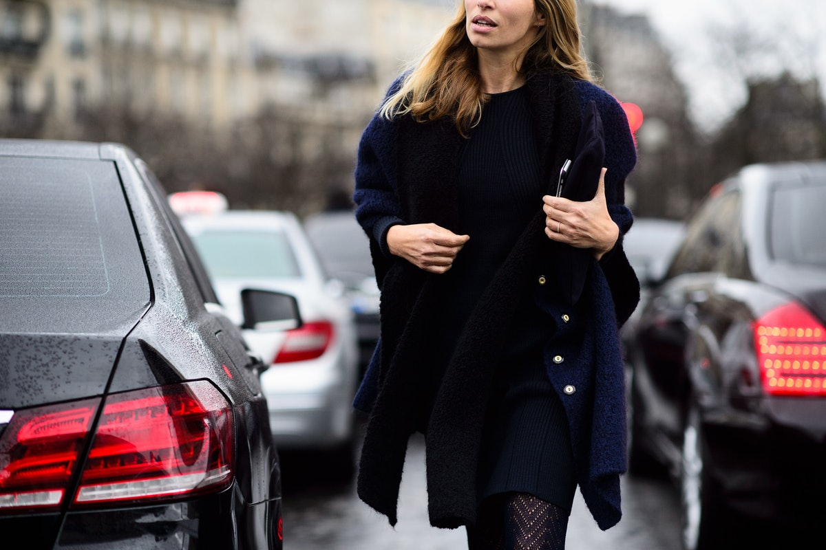 Paris Haute Couture Spring 2015 Street Style Day 3