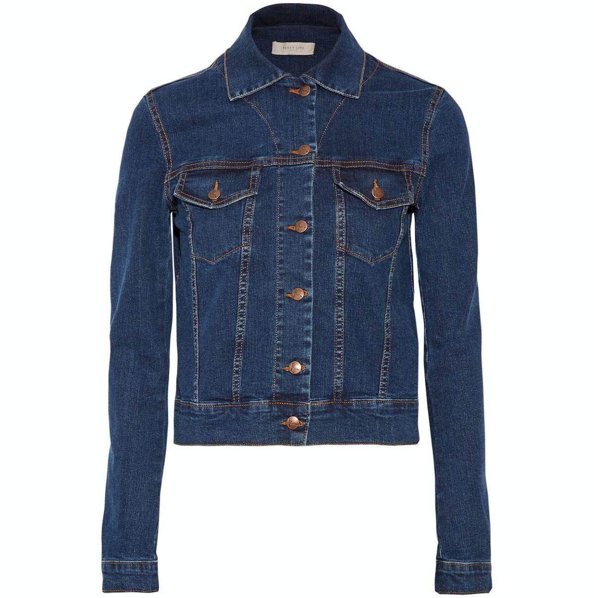 Preen Line denim jacket