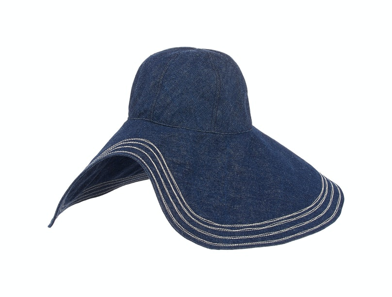 Lola denim hat