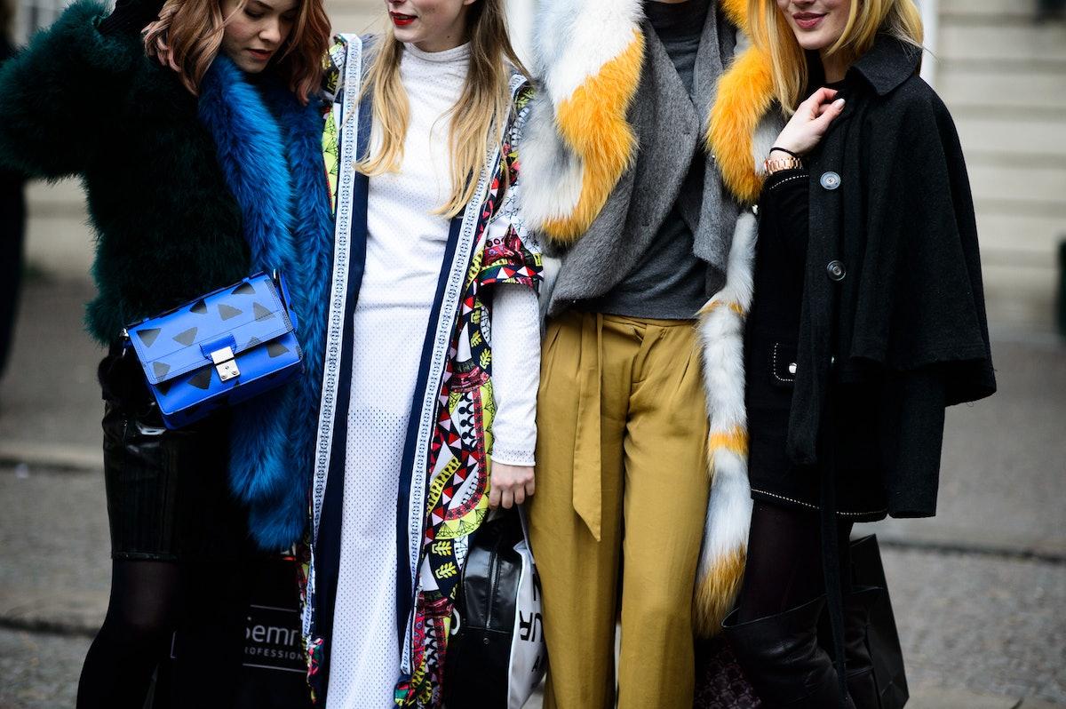 Copenhagen Fashion Week Fall 2015 Street Style