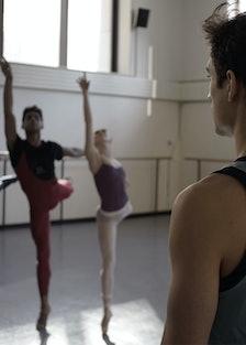 A still from Ballet 422