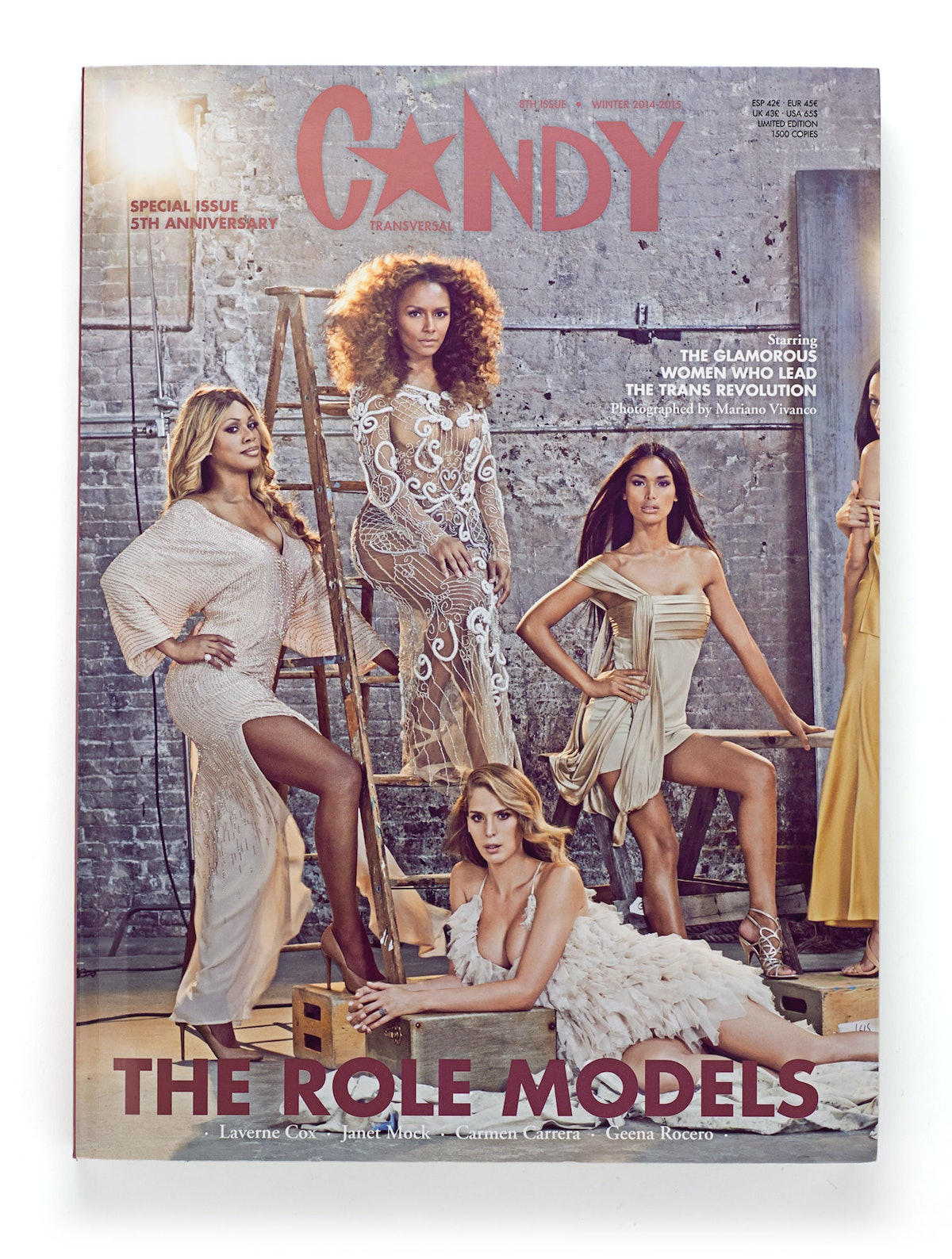 Candy's Fifth Anniversary Issue