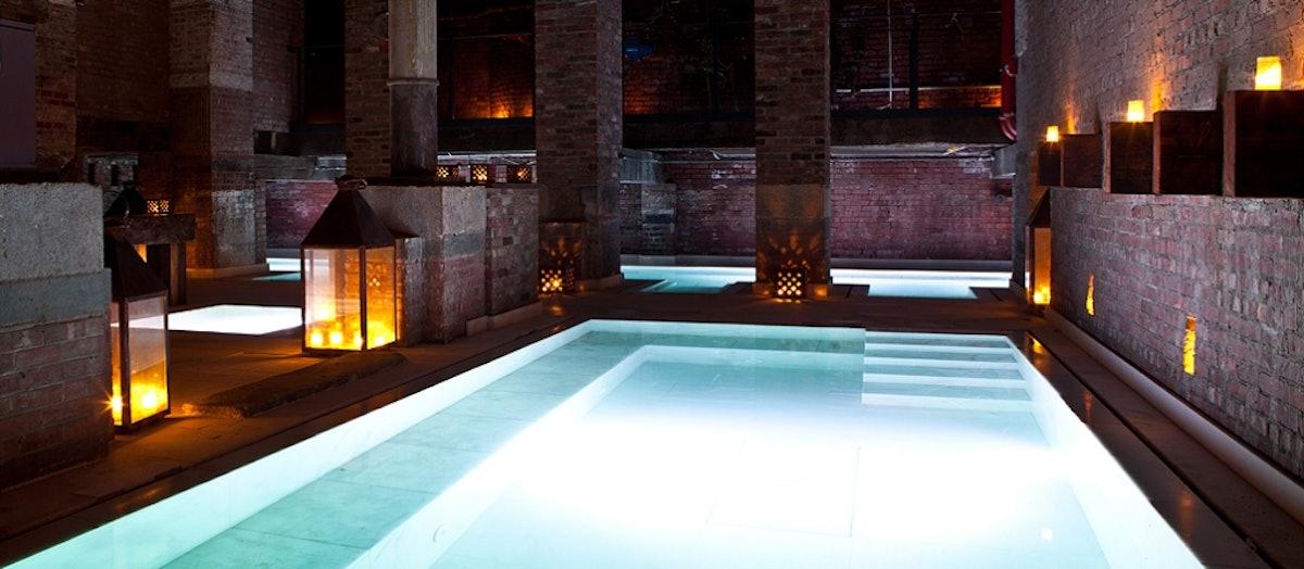 Aire Yoga Bath Ritual
