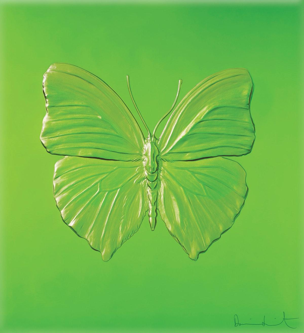 Damien Hirst for Lalique