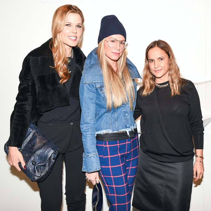Mary Alice Stephenson, Jennifer Fisher, and Sara Beltran